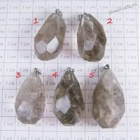 Кулон раухтопаз - Большой кристалл 2