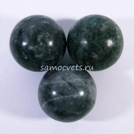 Шары из камня 35 мм. массажный - интерьерный 6