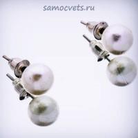 """Гвоздики Майорка """"Лагуна -8"""" - Белые"""