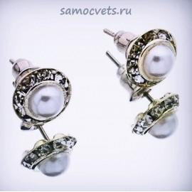 """Гвоздики Майорка """"Лагуна"""" - Белые"""